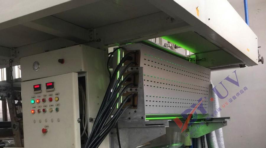 木塑转印膜UV系统