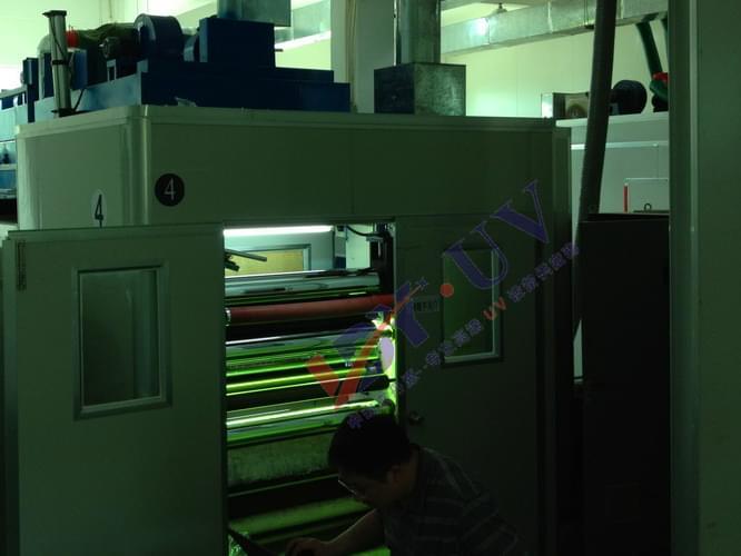 PET菲涅尔透镜UV设备,铂金浮雕UV系统