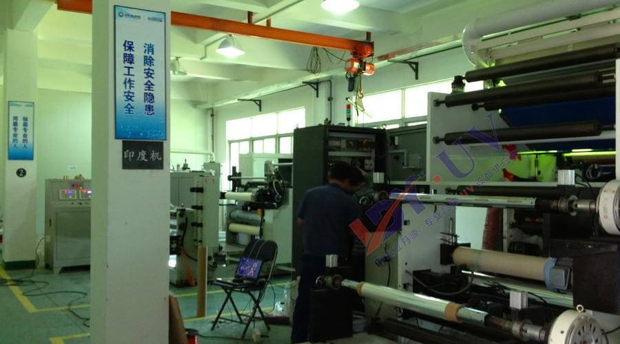 PET菲涅尔透镜UV设备