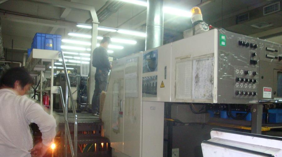 三菱印刷机加装水冷uv设备