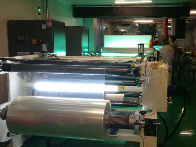 OCA光学胶水冷低温UV系统