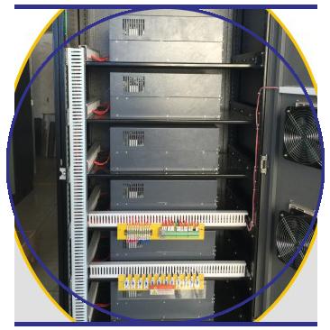高频电子电源系统