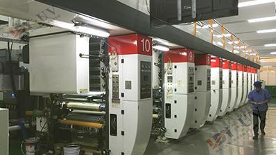 凹印uv设备须定期保养及方法