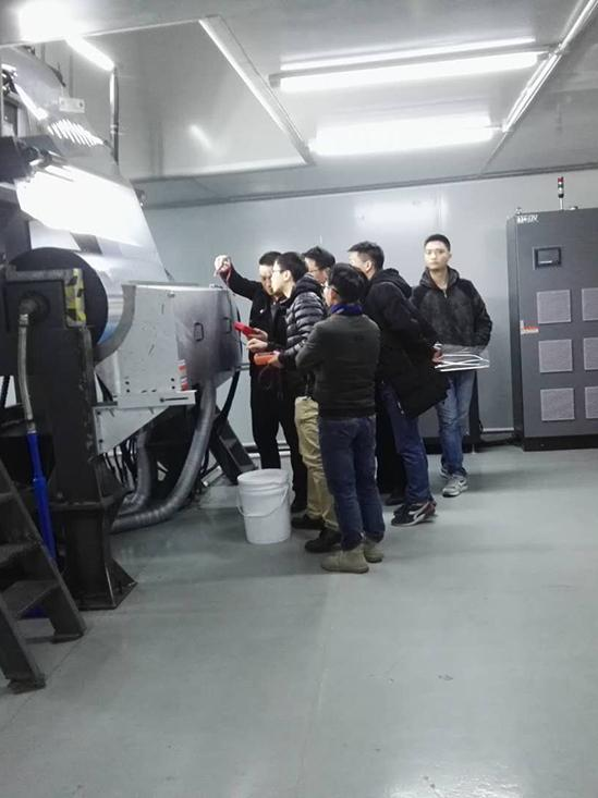 立丹源-工作风采-培训现场