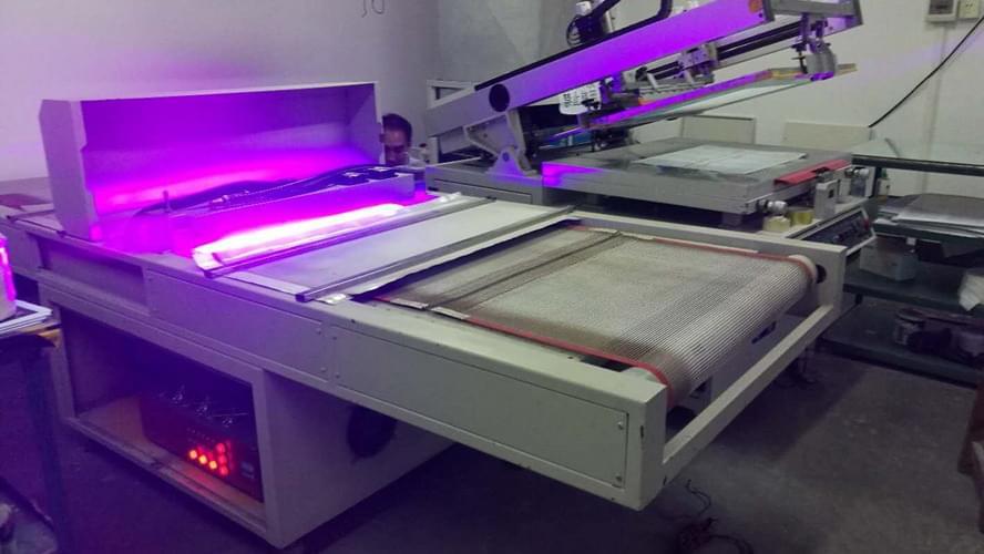 丝网印刷LED UV光固机