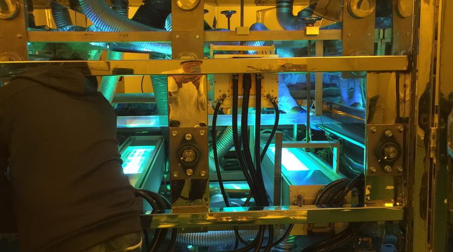 量子点光学膜水冷UV系统