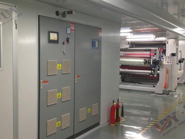 电子光学膜,镭射光学膜超低温UV系统